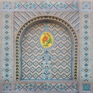 Shazdeh Garden Wall #2  Susan Adibi