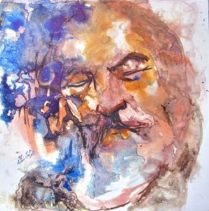 portrait 1  naser mohammadi