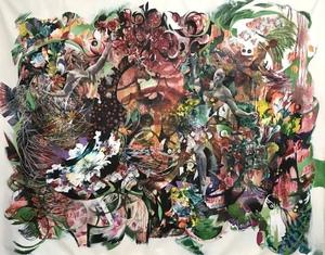 Untitled dd  Hosnieh Roomi
