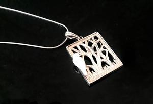 Necklace-Forest  SARA NORI