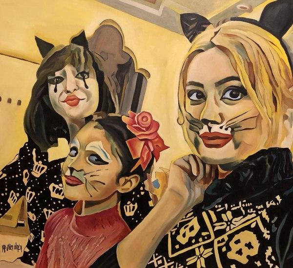 Works Of Art Rezvan Janatipoor