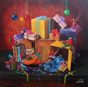 Gift  سپیده باقری