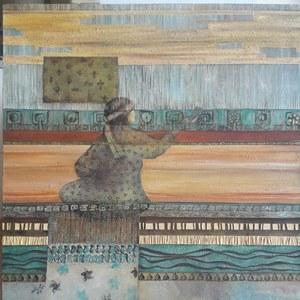 weaver  Mina Hassanzadeh