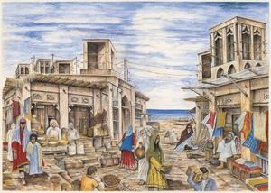 bazaar  Mohamadmehran Yousefzadeh