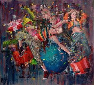 Dancers  سپیده باقری