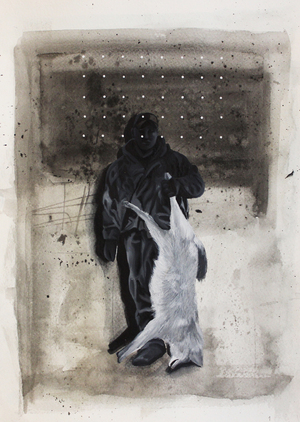 castration series  Leila Refahi