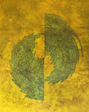 Yin and yang  Habibeh Mousavi