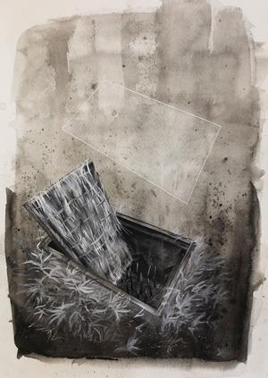 castration series-3  Leila Refahi