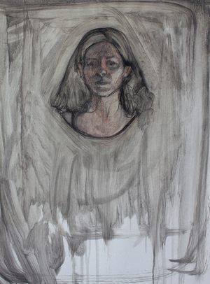 Portrait no 2  hossein shirahmadi