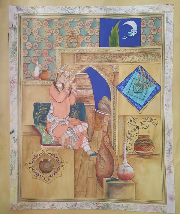 Works Of Art Maedeh zarei