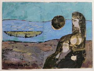 Untitled  Ahmad Nasrollahi