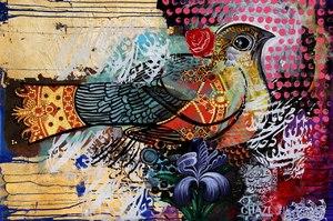 bird  Shamsedin Ghazi