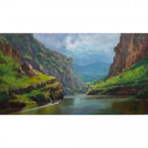 Kaferin canyon   hamid pazoki