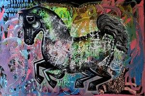 iranian horse  Shamsedin Ghazi