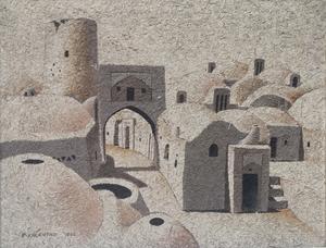 Untitled  Parviz Kalantari