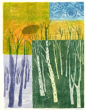 four seasons  Parvin Hanitabaei