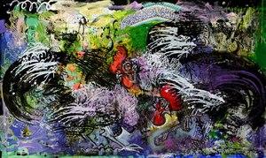 roosters  Shamsedin Ghazi