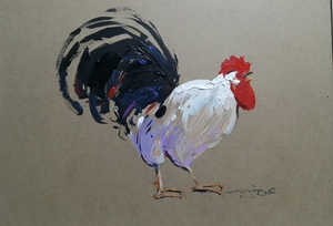 Rooster2  Arman Yaghoubpour