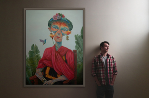 Frida, Germination