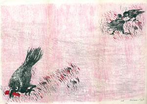 crowswar  Parvin Hanitabaei