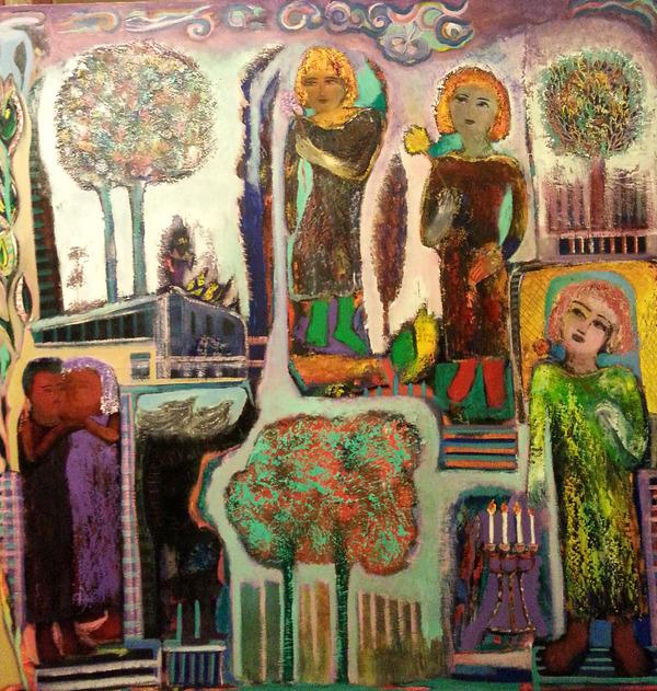 Works Of Art Shahla Armin