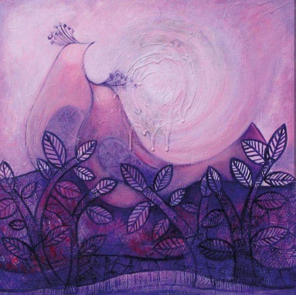 Works Of Art Farzaneh Mahjoobi