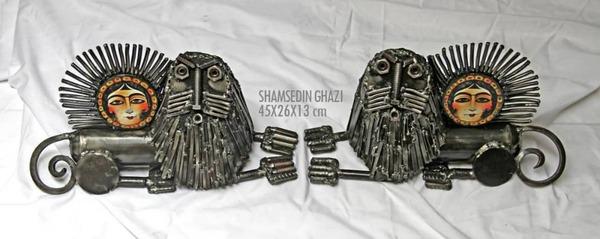 Works Of Art Shamsedin Ghazi