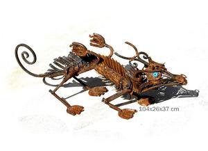 dragon  Shamsedin Ghazi