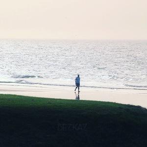 مرد و دریا از بهزاد کاظمی