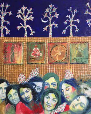 women and symbols  maryam rangamiz