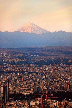 Mount Damavand  behzad kazemi