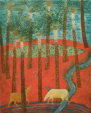 daitya river  Mona Honarmand