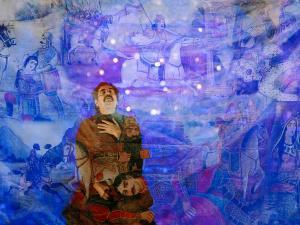 Knight of the Shahnameh  majid hojati