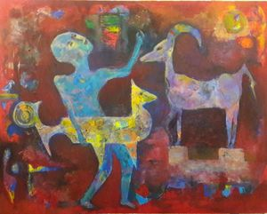 Works Of Art MALIHEH SHAHBAZ