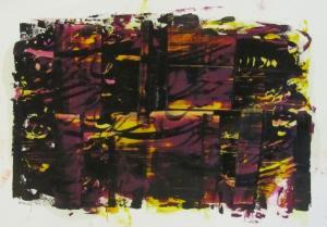 Abstract calligraphy4  ahoura Mohammadi