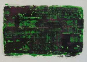 Abstract calligraphy2  ahoura Mohammadi