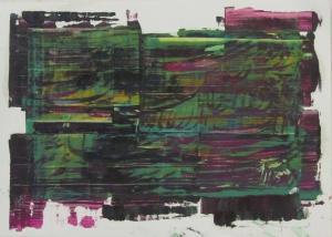 Abstract calligraphy3  ahoura Mohammadi