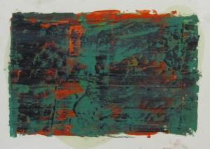 Abstract calligraphy  ahoura Mohammadi