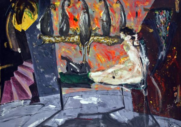 Works Of Art Alireza  Adambakan