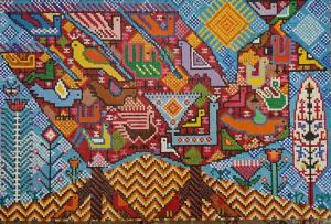 Works Of Art Parvin  Fattahizadeh