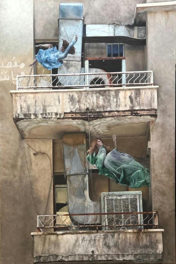 Works Of Art saber taheri