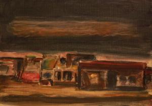 Landscape 21  ghader Mansoori