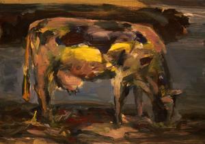Cow  ghader Mansoori
