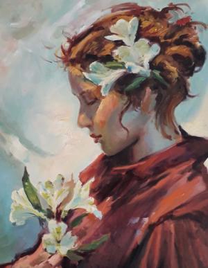 portrait  Afshin Akbarzadeh