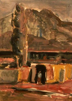 Landscape 2  ghader Mansoori