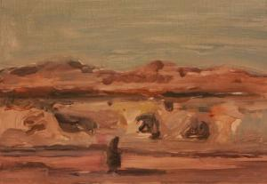 Landscape 14  ghader Mansoori