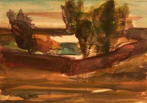 Landscape 12  ghader Mansoori