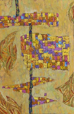 از مجموعه ی  چرۆ 8 از سیروان کنعانی