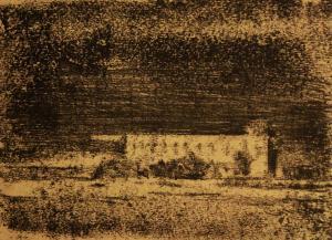 Study on a landscape   ghader Mansoori
