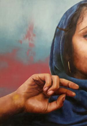 Mona Lisa  Ahsan Rostami